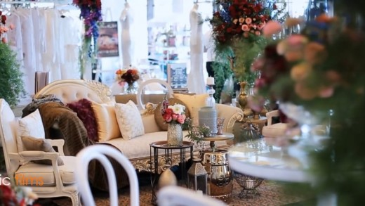 Wedded Wonderland's 'The Bridal Bazaar'